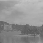 Castlewellan Castle view from across lake