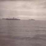 picture of convoy – Operation Torch