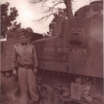 1943 North Africa T Lumpkin MMA tank photo