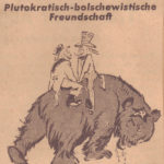 German Cartoon – Plutokratisch
