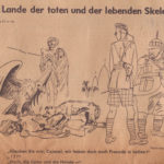 German Cartoon – Im Lande der toten